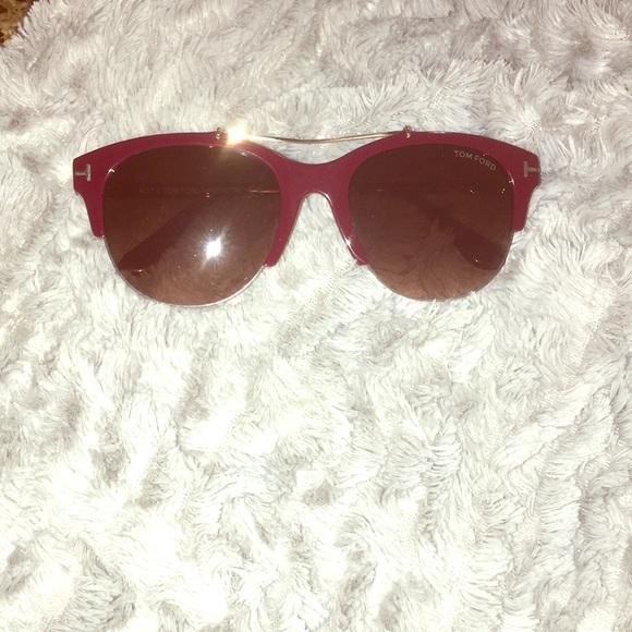 f86d6943d69e4 Tom Ford Adrenne sunglasses. M 5ac2c4c461ca10deb617f769